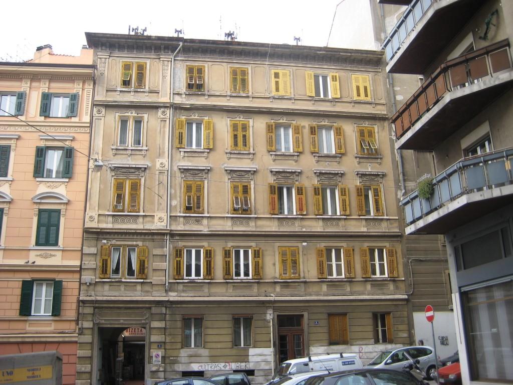 Via Feltre 4, quinto piano – mini appartamento